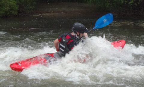 Learning to kayak – AP Reviews